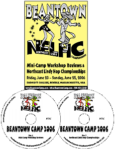 Beantown Mini-Camp 2006 DVD