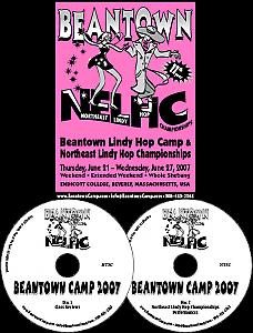 Beantown Camp 2007 DVD