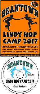 Beantown Camp 2017 Class Review DVD