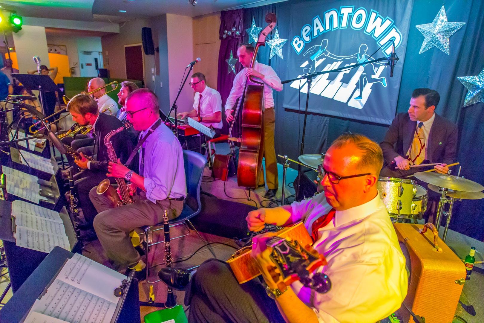 Michael Gamble and the Rhythm Serenaders