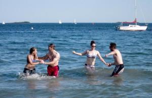 Beantown Camp Swimming