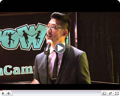 Beantown's Got Talent - Poetry with Jonathan Chen